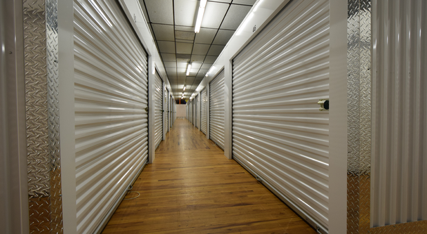 Interior Storage Rooms