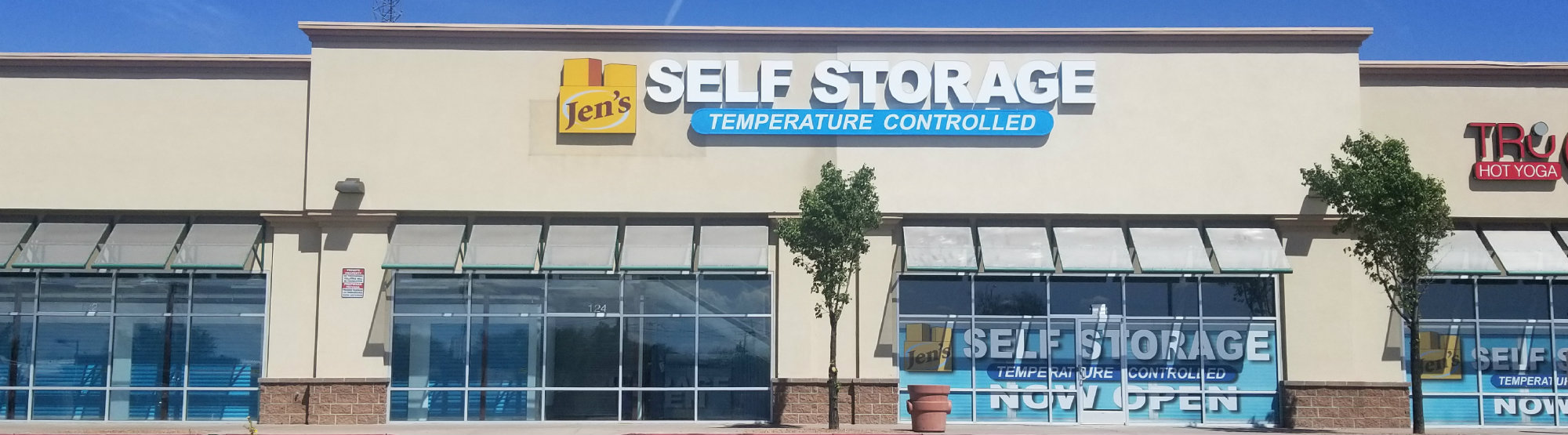 Jen's Self Storage