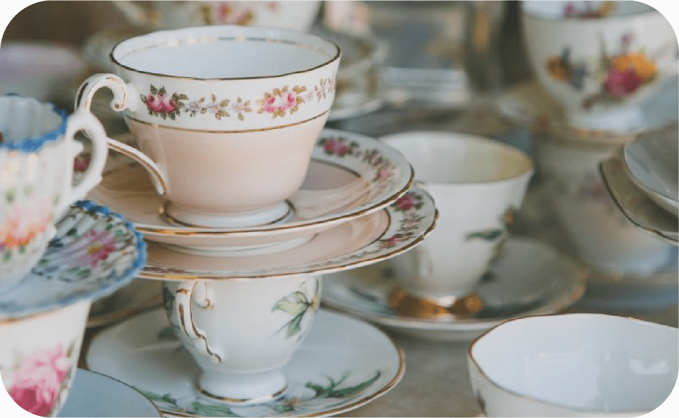 Storing Fine China | Climate Controlled Storage | Beyond Self Storage