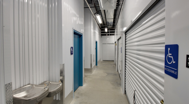Accessible Storage Units at Beyond Self Storage at Rochester Hills