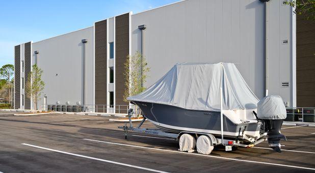 Beyond Self Storage at Port Richey Parking