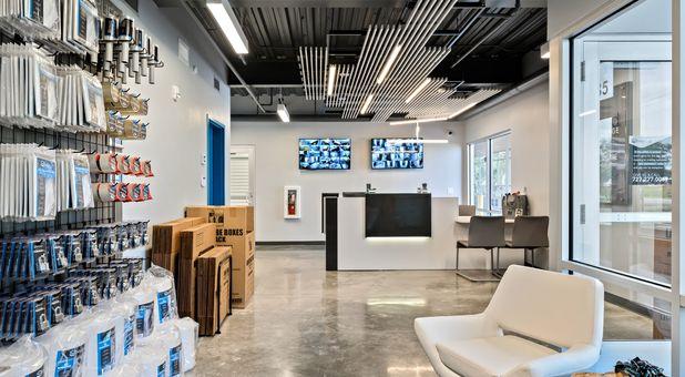Beyond Self Storage at Port Richey Office