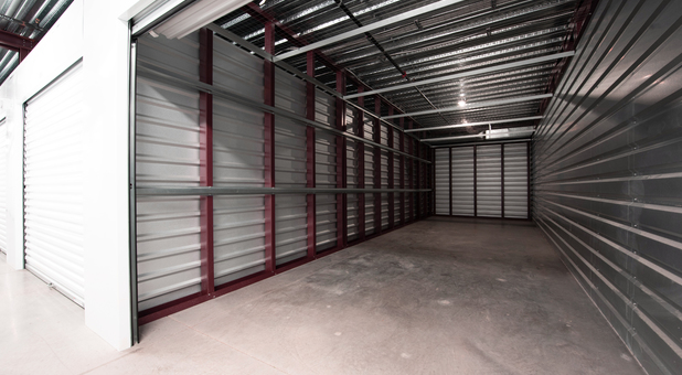 Indoor Storage Units at Beyond Self Storage at Ross
