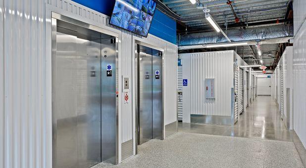 Beyond Self Storage at Temple Terrace Elevators