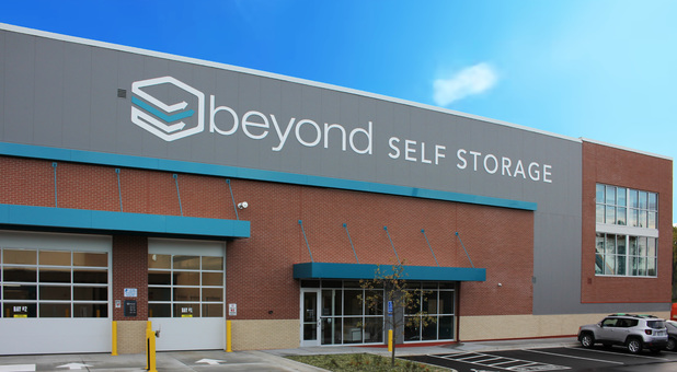 Beyond Self Storage at Eagan Exterior