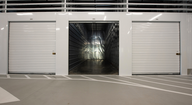 Indoor Storage Units at Beyond Self Storage at Robinson