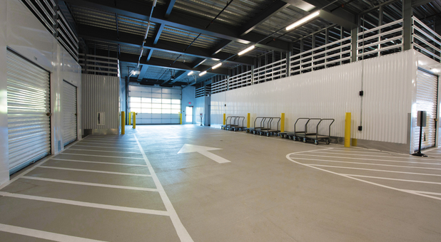Drive Up Storage at Beyond Self Storage at Robinson