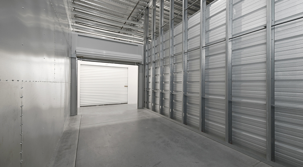 Beyond Self Storage at Mt Lebanon Unit Interior