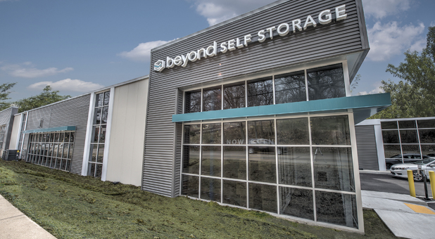 Beyond Self Storage at Mt Lebanon Exterior