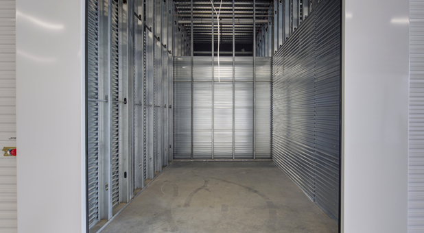 Indoor Storage Units at Beyond Self Storage at McCausland