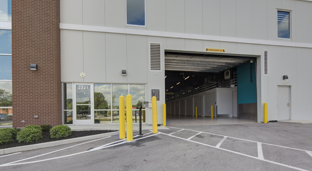 Drive Up Storage at Beyond Self Storage at McCausland