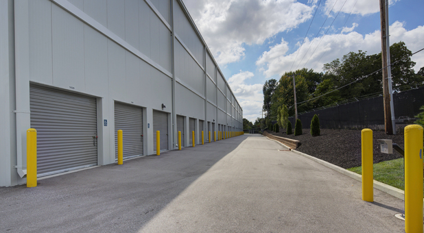 Drive Up Storage Units at Beyond Self Storage at McCausland