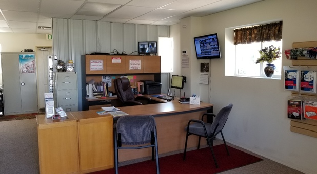 Johnstown Self Storage Facility Office