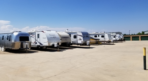 RV, Boat, and Recreational Vehicle Parking