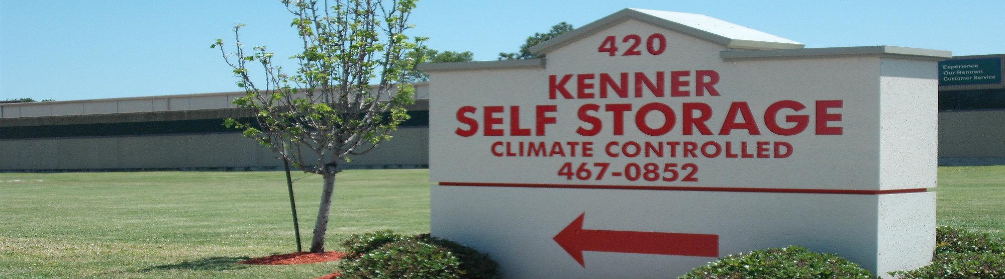 Kenner Self Storage