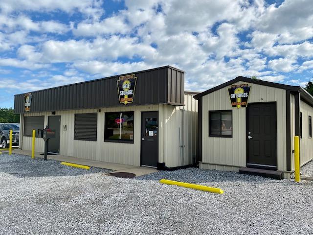 RV Storage Rental Office