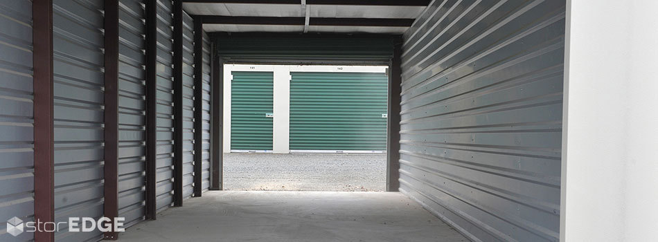 Clean & Secure self storage