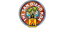 San Diego KOA RV Storage logo