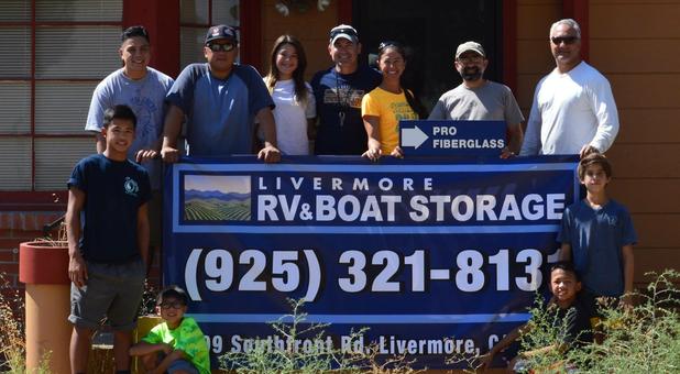 Rv And Boat Storage In Livermore Ca 94551 Livermore Rv