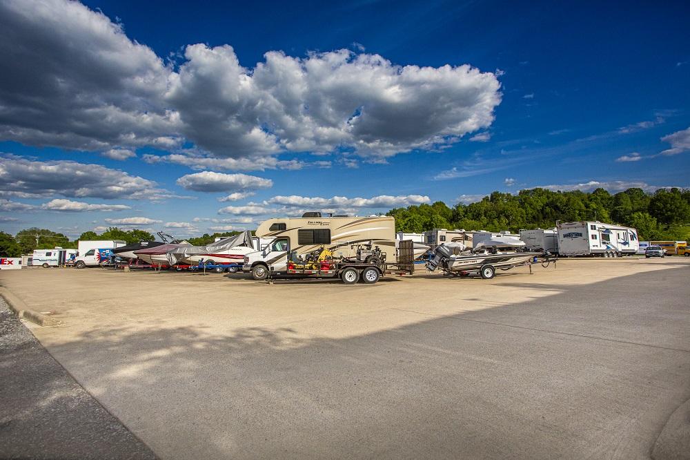 vehicle and rv storage