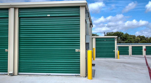 storage units in every size