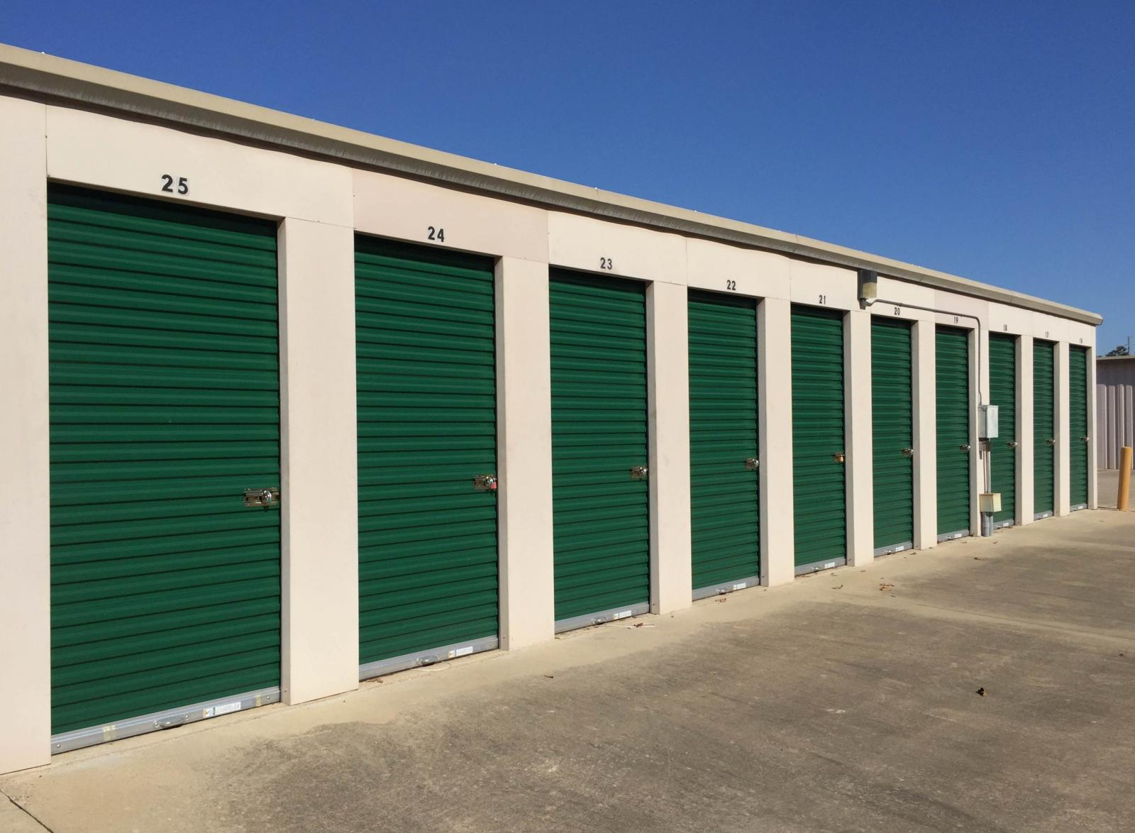 Drive up storage units are available at every Lockaway Storage facility.