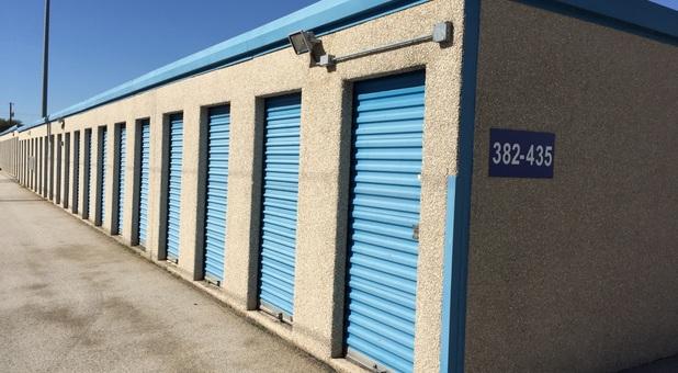 Self Storage Facility Near Me 78209