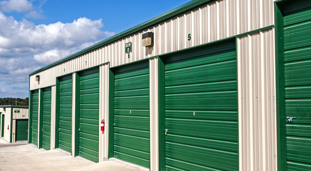 Storage Units in San Antonio