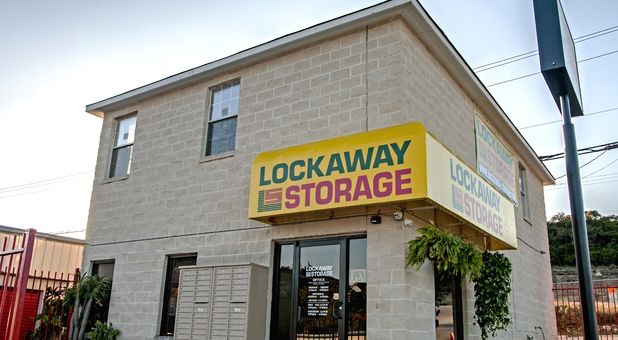 Secure Storage Units San Antonio