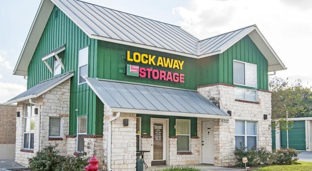 San Antonio Tx Climate Control Storage 78247 Lockaway