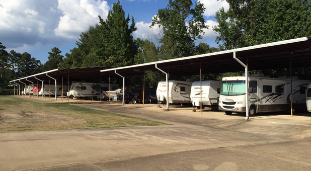 texarkana rv car boat storage