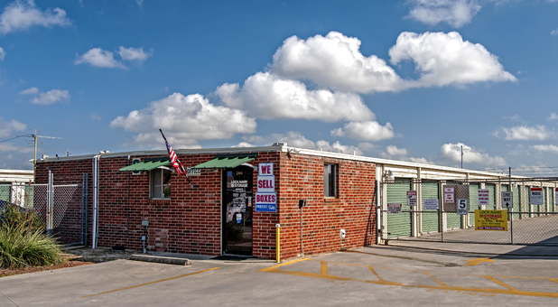 self storage off 3009 and FM 78