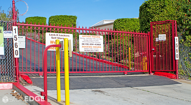 Fenced and Gated