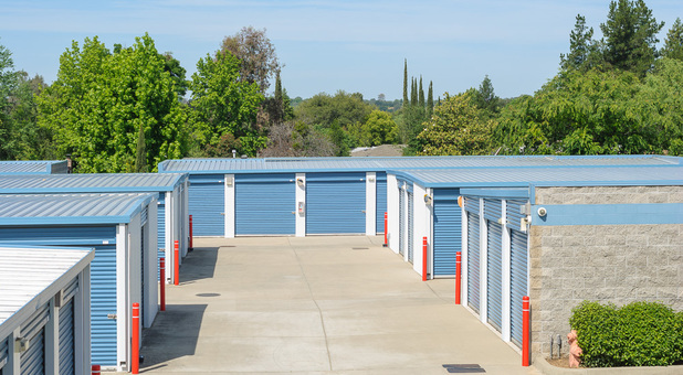 Self Storage In Loomis Ca Loomis Self Storage