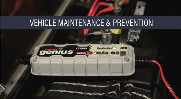 Vehicle Maintenance & Prevention