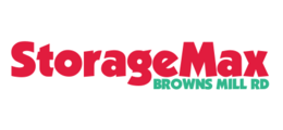 StorageMax Browns Mill Road logo
