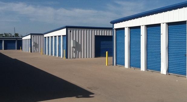 more storage units