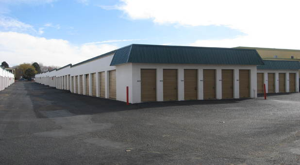 ... Outside Storage Units ... & Storage Units in Albuquerque NM | McKinney Mini