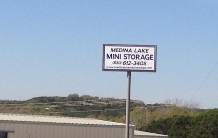 Facility Sign