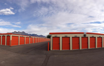 Self storage  Las Cruces, NM