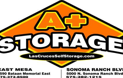 A+ Storage Las Cruces