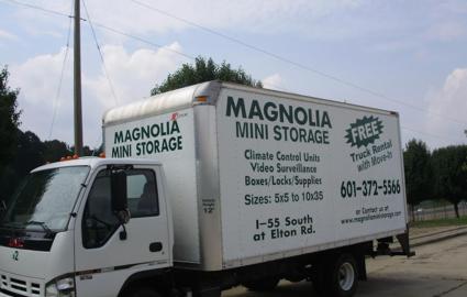 Truck Rental in Jackson, MS