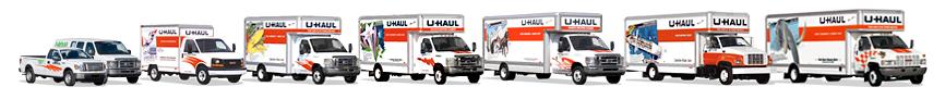 U-Haul Truck Rentals   Mini-Max Storage
