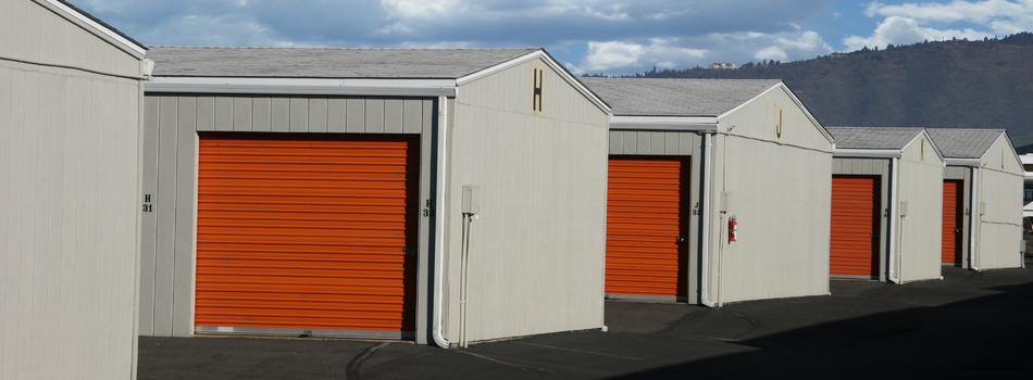 Mini Storage Warehouse