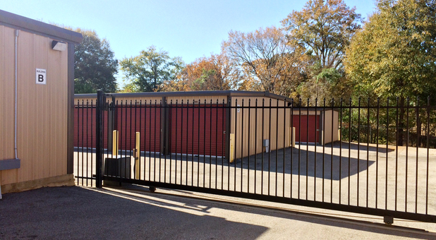 Fenced  & Gated Self Storage Facility
