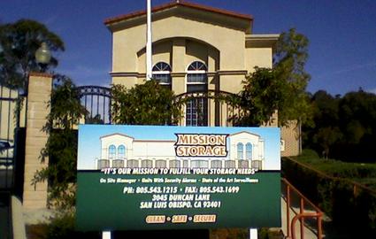 Mission Storage Centers