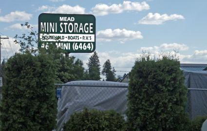 Mead Mini Storage Provides Secure Self Storage Service In Mead, WA.