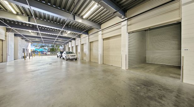 Drive Up Access Self Storage