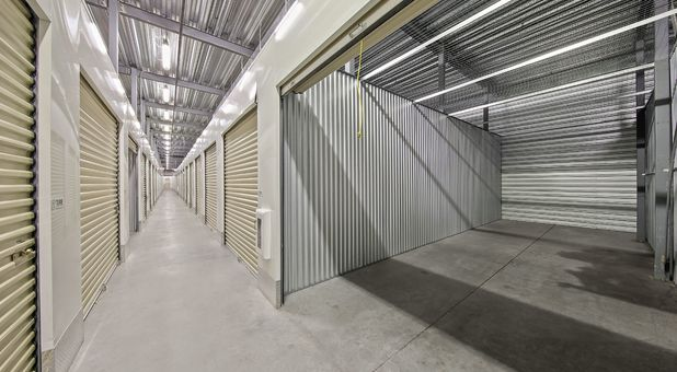 Big Units indoor self storage