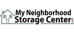 My Neighborhood Storage Center logo